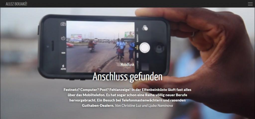 Mobilfunk Elfenbeinküste